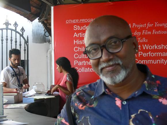 Bose Krishnamachari, President, Kochi Biennale Foundation