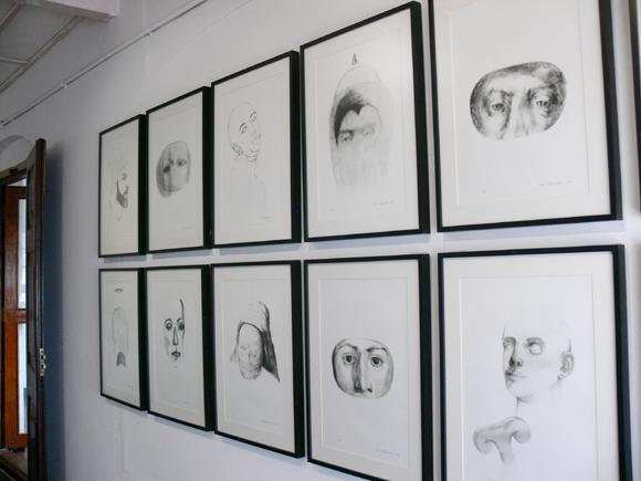 Sudhir Patwardhan's work