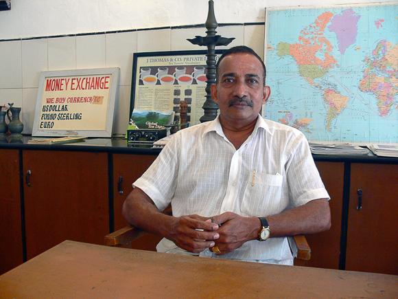 Mr Santosh Tom