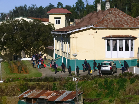 Woodside School, Ooty