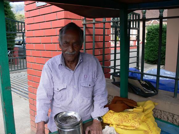 Mr Gopalakrishnan