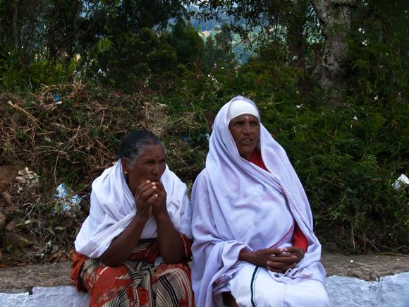 Badaga Women