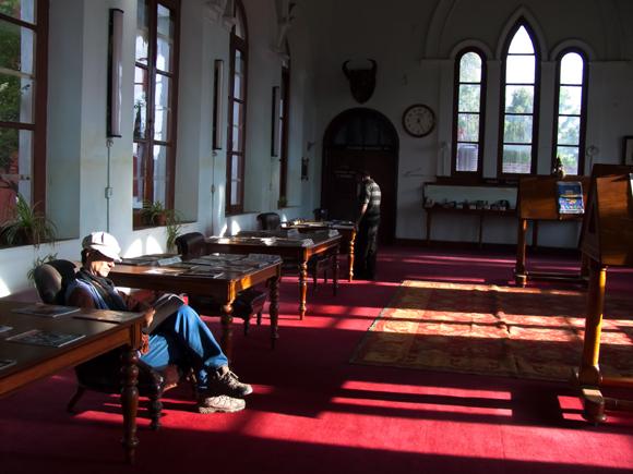 Reading Room, Nilgiri Library, Ooty