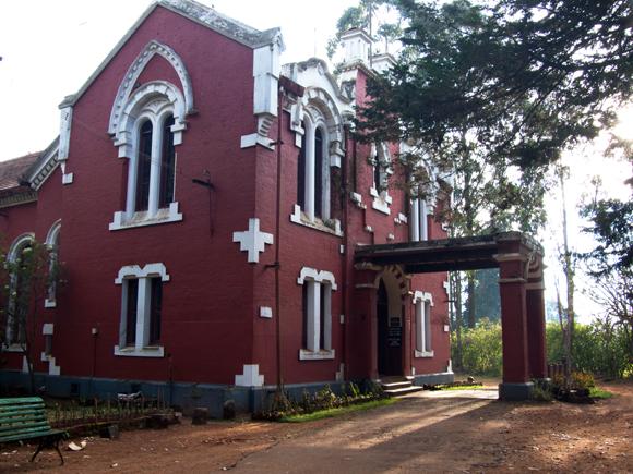 Nilgiri LIbirary, Ooty