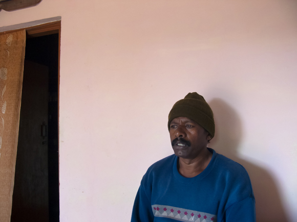 PR Ramesh's Uncle.