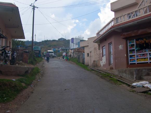 Emerald village