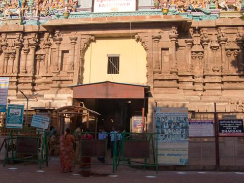 East Gate, Madurai Meenakshi Amman Temple