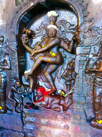 Nataraja Relief Sculpture