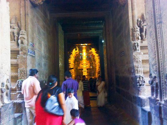 Temple Sanctum