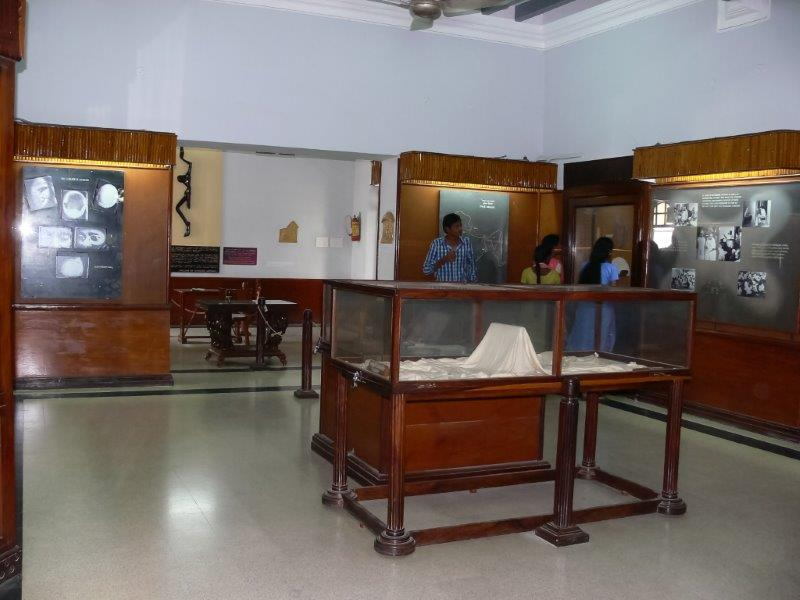Gandhi Museum, Madurai
