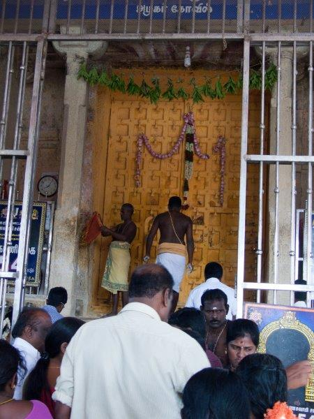 Karuppaswamy Shrine