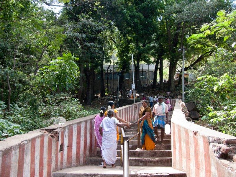 Rakkayi Temple and the NupuraGangai