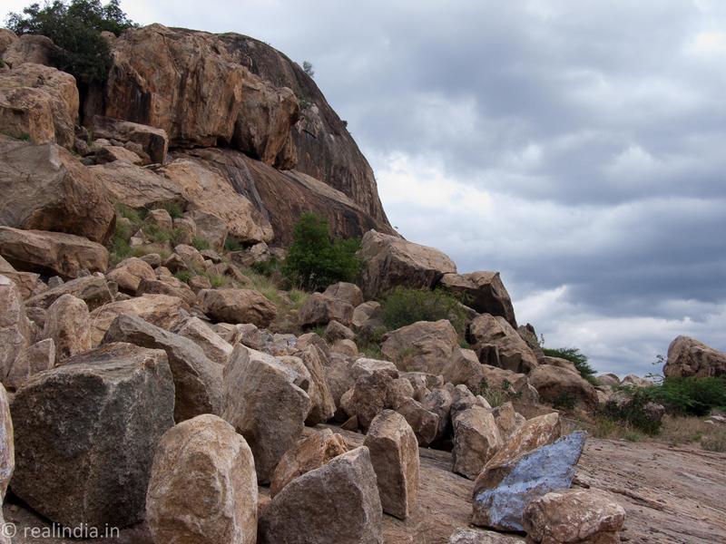 Kalugumalai Hill