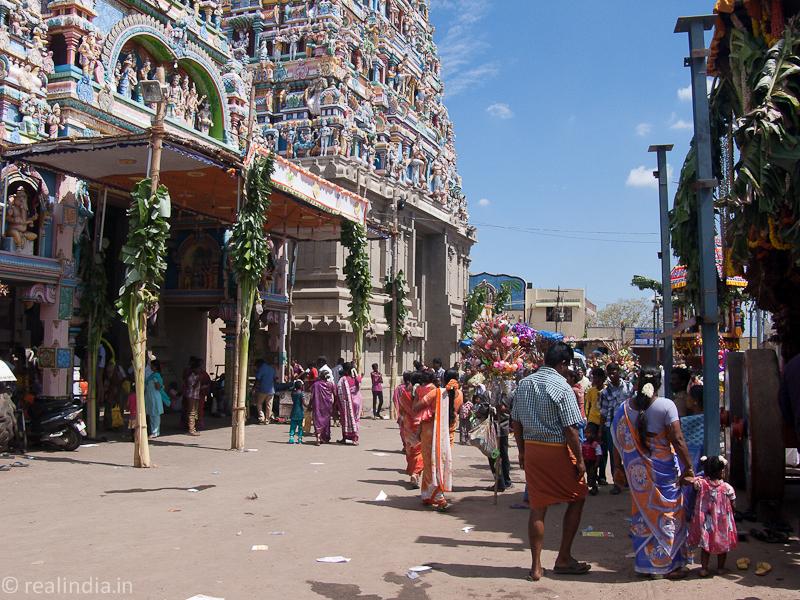Shenbagavalli Temple Festival, Kovilpatti, Tamil Nadu