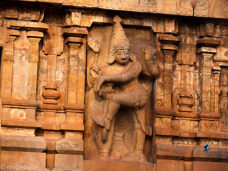 Dwarapalaka or Gatekeeper, Periya Koil, Thanjavur