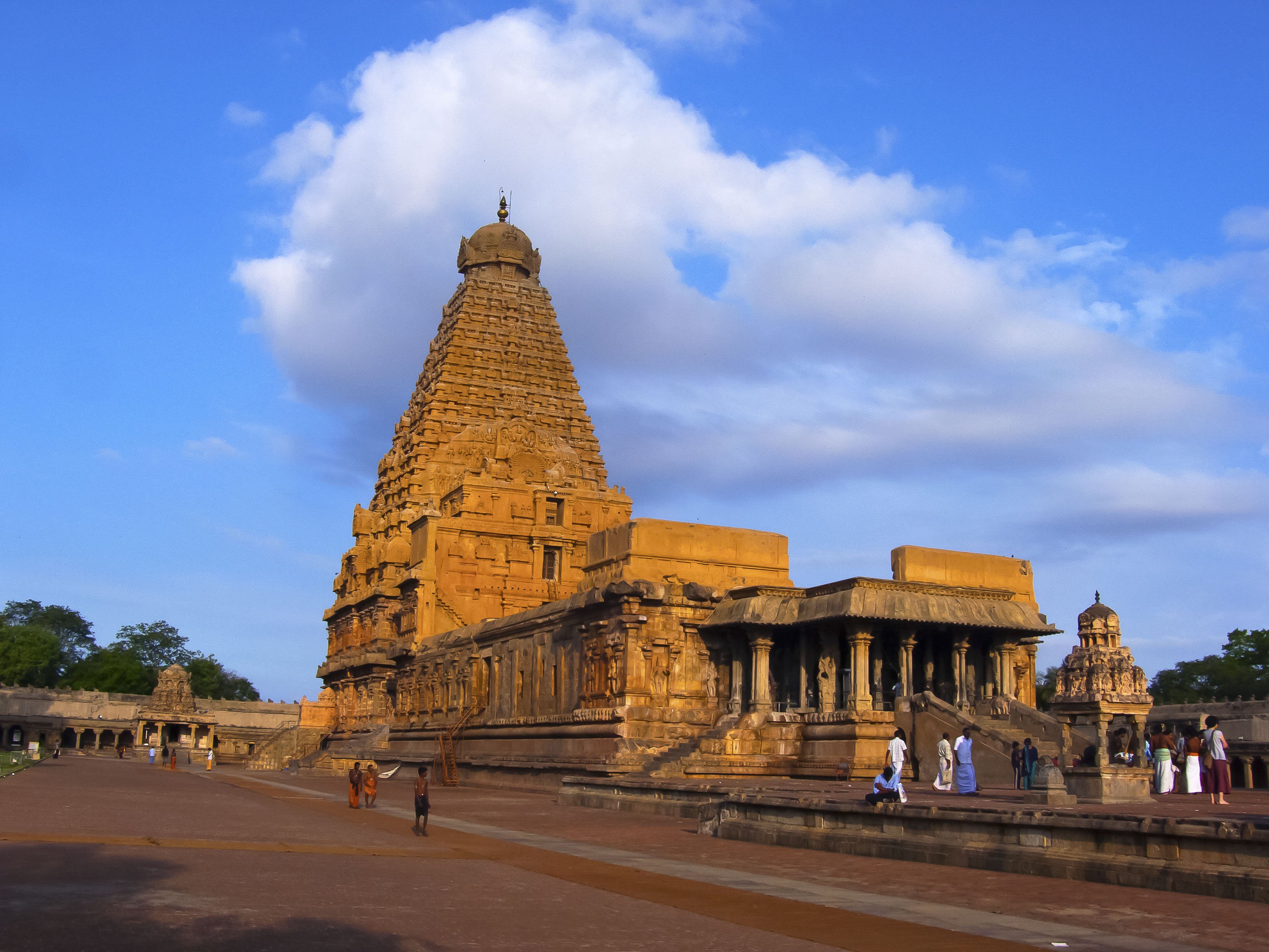 The Big Temple Thanjavur Tamil Nadu Realindiarealindia