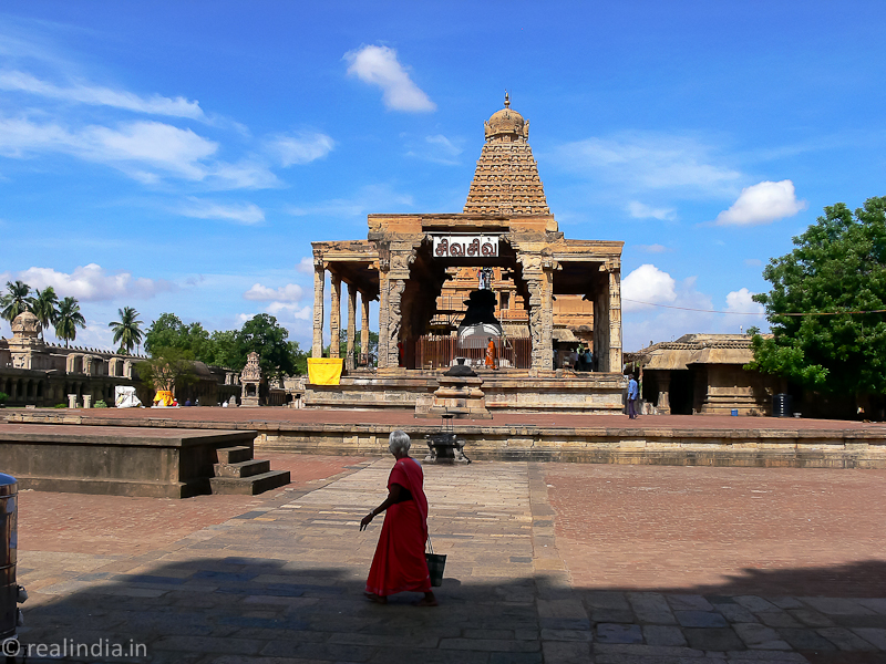 The BIg Temple, Thanjavur, Tamil Nadu