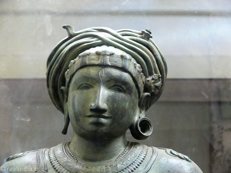 Rishabavaganadevar Provenance: Tiruvenkadu Period: 11-12th Century CE
