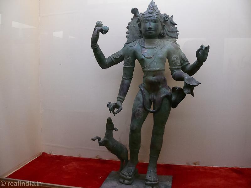 Bhikshadanar Provenance: Tiruvenkadu Period: 1040 CE