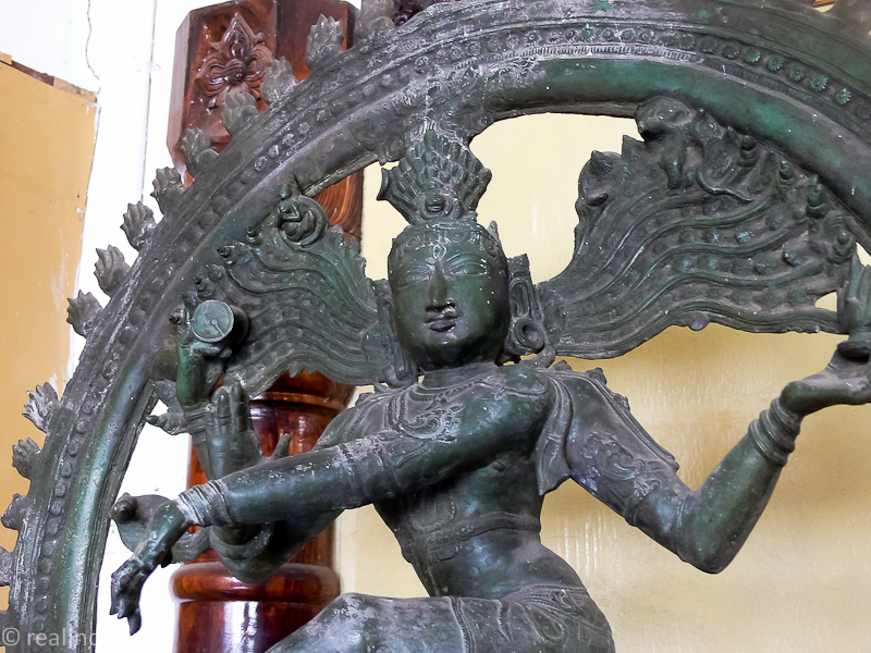 Nataraja Close-up Nataraja Gallery