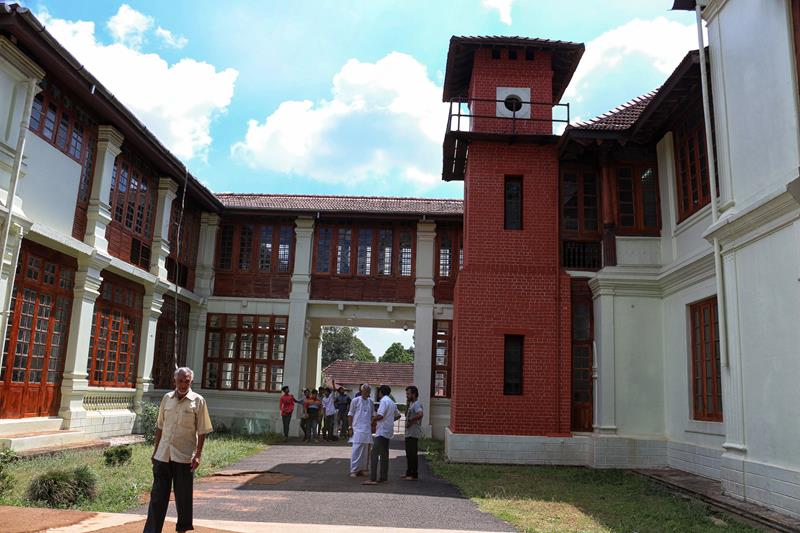 Hills Palace, Thripunithura