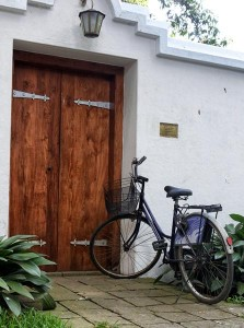 Cycles of Fort Kochi